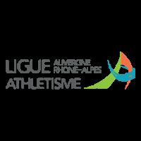 logo de la Ligue Athlétisme AuRA